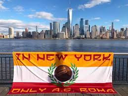 Roma Club New York Banner