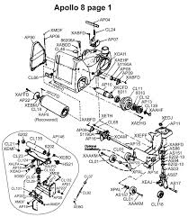 Apollo 8 parts ussander inter of things diagrams fordson major diesel wiring diagram