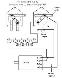 1996 club car wiring diagram club car golf cart battery wiring car electrical system check at Car Battery Wiring Diagram