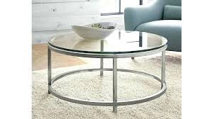 circular coffee tables circle coffee table round metal coffee table with glass top for magnificent collection