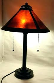 two bulb table lamp lamps with beautiful amber m29