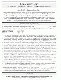 Healthcare Administration Resume Samples Office Manager Resume Sample Job Description For Image Examples 3