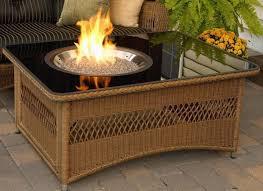 La Mesa De Jardín Ideal Para Barbacoas Fire Pit Coffee Table Fire Pit Table Fire Pit Table Set