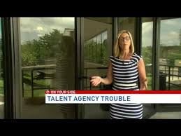 talent agency scam you