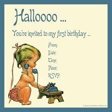 14 perfect 1st birthday invitation es
