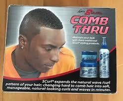 er s s curl comb thru texturizer