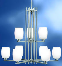 9 light chandelier 9 light chandelier brushed nickel sefield 9 light crystal chandelier