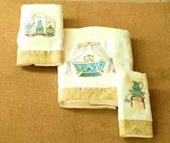 Decorative Bathroom Towels Sets Bathroom Appealing Bathroom Towel Design Ideas Designer Towels