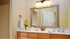 frameless bathroom vanity mirrors. Bathroom:Bathrooms Design Mirror Frames Frameless Wall White Framed And Bathroom Likable Photo Ideas 40 Vanity Mirrors M