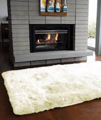 auskin sheepskin rug