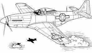 Small Picture 20 Free Printable Airplane Coloring Pages EverFreeColoringcom