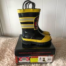 Western Chief Toddler Rain Boots Size Chart Fireman Rain Boots Toddler