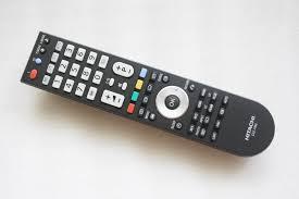 hitachi tv remote. for hitachi lcd plasma tv remote control cle-1002 for p42e202c tv u