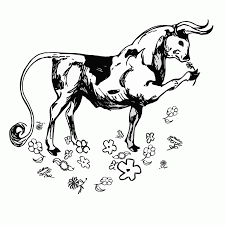 Small Picture Ferdinand The Bull Coloring Pages Coloring Home