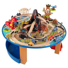 table top kidkraft train table set instructions table centerpieces kidkraft train table with storage with kidkraft