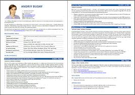 Cv Resume Developer 53after 1 Yralaska Com