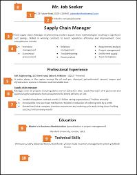 resume looks