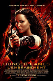 Hunger Games 2 - L'embrasement [TS]
