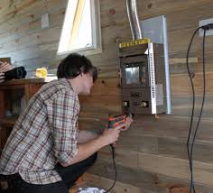 tiny house propane heater. Christopher Smith From The Film TINY Installing His Dickinson In Colorado Tiny Home. Photo Credit Here. House Propane Heater O