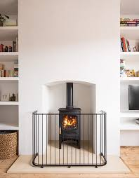 for a stylish and safe fireplace this winter take a look at these traditional and new contemporary fireguards and log holders from garden requisites