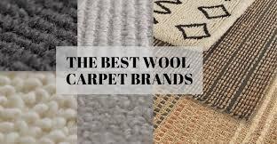 best wool carpet brands