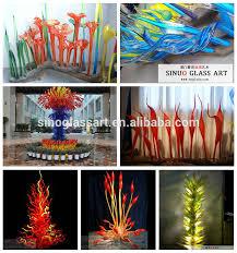 sinuo glass sculpture garden art jpg