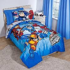 super hero squad toddler bedding designs