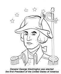 Small Picture George Washington Coloring Pages Printable Coloring Home