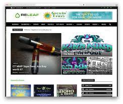 Wordpress Template Newspaper Newspaper Newspaper Wordpress Theme Releaf Co Wordpress