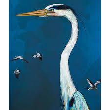greenbox art great blue heron canvas wall art on heron canvas wall art with greenbox art great blue heron canvas wall art ehgtbh0016 c free