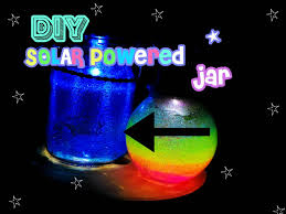 Homemade Solar Lights Diy Solar Fairy Light Jar Youtube