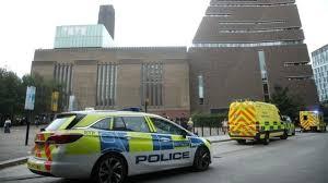 Tate Modern Fall Boy 6 Able To Move Legs Bbc News