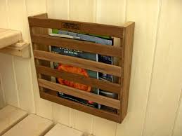 wall mount magazine rack toilet. Delighful Magazine Living Room Magazine Holder Home Design Ideas And Pictures Pertaining To  Captivating Wooden Wall Magazine Rack Throughout Wall Mount Rack Toilet O