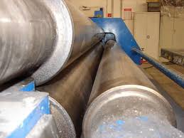 sheet metal roll roll bending is the best method to bend sheet metal without edges