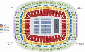 Nfr Seating Chart With Rows Thomas And Mack Nfr Seating 2019