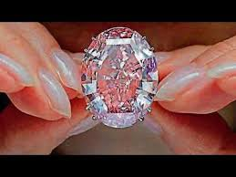Pink Star' diamond sells for record $71.2 million in Hong Kong - YouTube