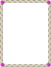 Small Picture Simple Border for pages Border Designs Pinterest Recipes