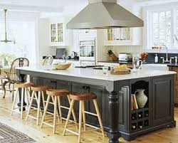 Small Picture Large Kitchen Island with Seating and Storage Kitchen Layouts