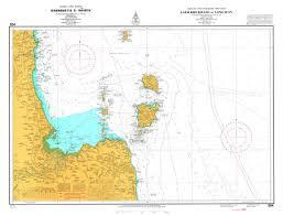 Thailand Nautical Chart 204 20 00 Charts And Maps