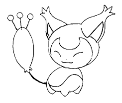 Skitty Evolution Chart Coloring Pages Pokemon Skitty Drawings Pokemon