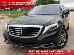 2016 Mercedes-Benz S-Class for sale in Plano, TX