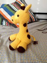 Crochet Giraffe Pattern Delectable Ravelry Baby Giraffe Amigurumi Pattern By Courtney Deley