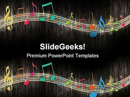 Music Powerpoint Template Check Out This Amazing Template To Make Your Presentations Look Awesome At