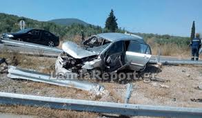 Young brother and sister die after horrific car accident in Lamia ...