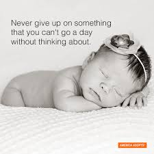Inspirational Quotes About Babies Magnificent 48 Inspirational Quotes For Waiting Adoptive Parents America Adopts