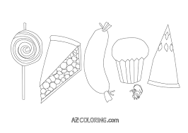 Very Hungry Caterpillar Coloring Page Pages Az Printables 14