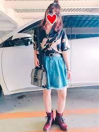 ちゃん みな ファッション