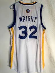 Nba Swingman Size Chart Details About Adidas Swingman Nba Jersey Golden State Warriors Brandon Wright White Sz 2x