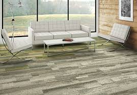 interface carpet tile. Made Of 100 Percent Recycled Content From Carpet Fiber And Salvaged Fishing Nets, Reclaim Tiles Resemble Worn, Weathered Wood. Interface Tile