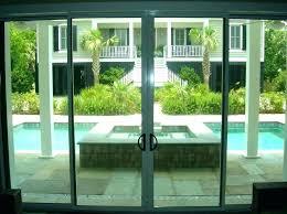 sliding glass door draft stopper patio sliding glass doors sliding glass door stopper sliding door draft